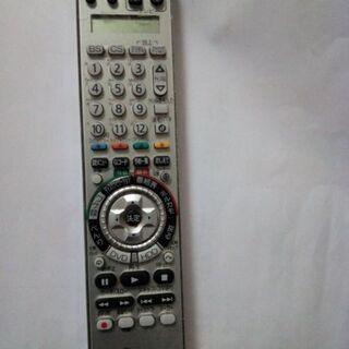 Hitachi HDD/DVDレコーダー用リモコン DV-RM500W
