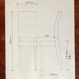 椅子 7脚セット − 東京都