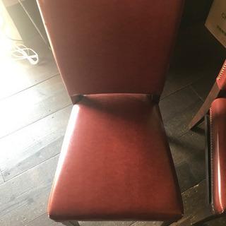 椅子 7脚セット - 売ります・あげます