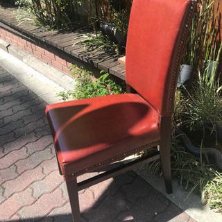 椅子 7脚セット - 台東区