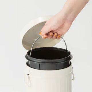 ゴミ箱 引き取り 0¥ 早期希望 本日限定 ルペールソフトクローズ 3L(アイボリー) - 家具