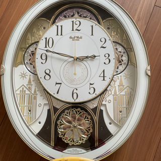 メロディー掛け時計