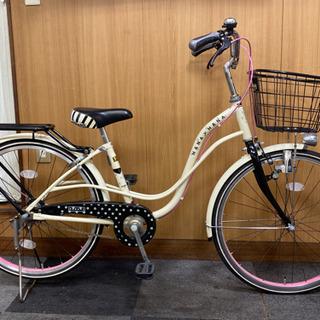 【値引不可】24インチ子供用自転車