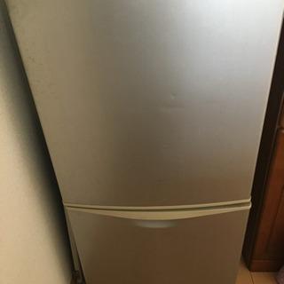 冷蔵庫122L