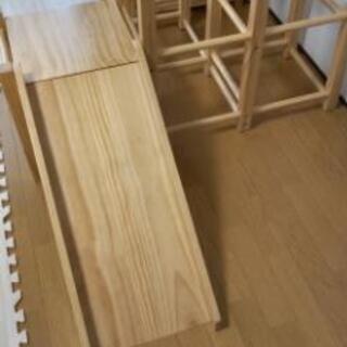 木製ジャングルジム(タンスのゲン説明書あり)