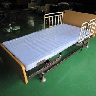 【中古】 介護ベッド フランスベッド 3モーター