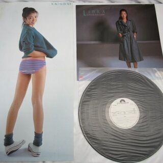 JKN2233/LP/レコード盤/見本盤/非売品/和モノ/鹿取洋...