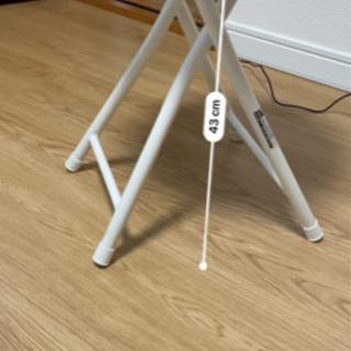 折り畳み式 チェアー (ニトリ)