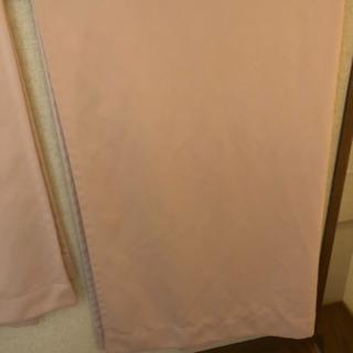 薄ピンク色♪⭐︎遮光カーテン⭐︎ - 売ります・あげます