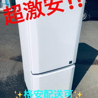 ET364A⭐️三菱ノンフロン冷凍冷蔵庫⭐️