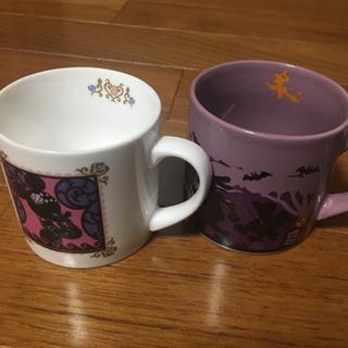 ディズニー歴代のマグカップ