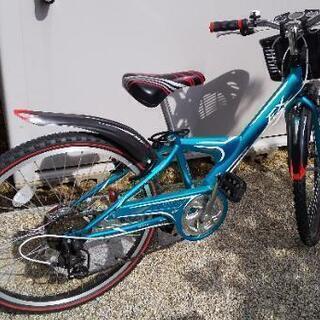 ブリヂストン自転車24インチ  美車