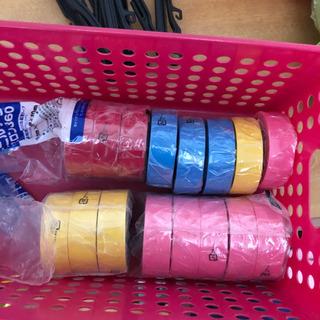 ビニールテープ 大量