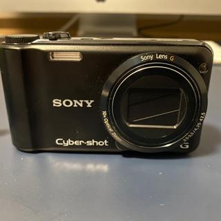 Cyber-shot DSC-HX5 SONY バッテリー2つ付属
