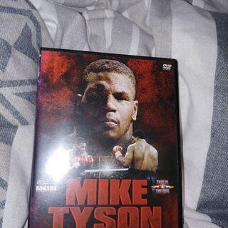 ベスト・オブ・マイクタイソン DVD
