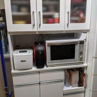 食器棚 キッチンボード レンジ台