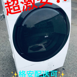 ET382A⭐️ Panasonicドラム式電気洗濯乾燥機⭐️1...