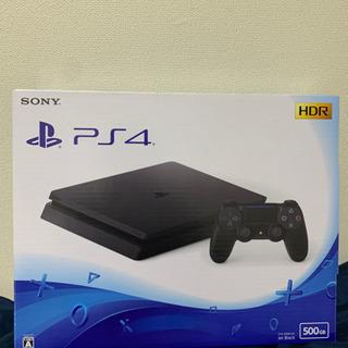 PS4 本体(500GB) 外箱付