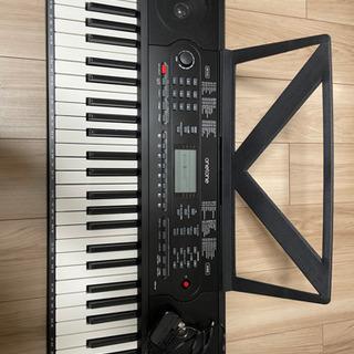 【ネット決済】 電子キーボード 54鍵盤(ほぼ新品)