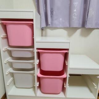 IKEA イケア トロファスト おもちゃ棚
