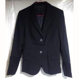 【単品可】上下サイズ違い 黒スカートスーツ