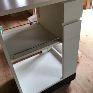 レンジ台 キッチン棚