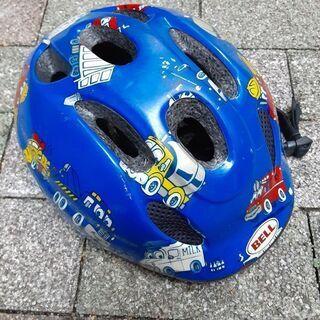幼児用のヘルメット サイズ調整機能付きで長く使えますよ