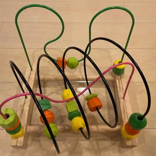 IKEA イケア ムーラ MULA ビーズコースター