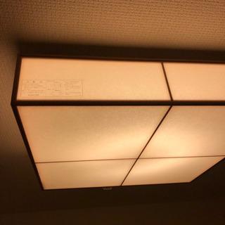 照明  和式向き - 名古屋市