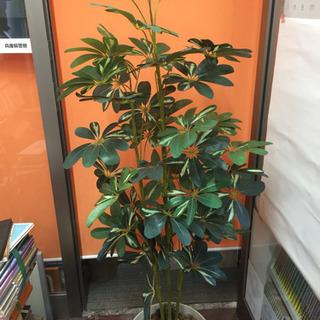 人工観葉植物 フェイクグリーン 造花 高さ約150㎝