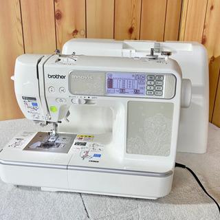 ブラザー イノヴァス CR1000 EMV41 コンピュータ ミシン