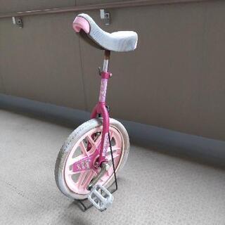 一輪車【パンク修理要】