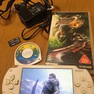 SONY PSP すぐ遊べるセット