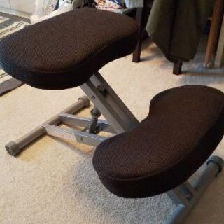 背筋が良くなる椅子
