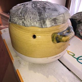 石焼き芋の土鍋お譲りします。