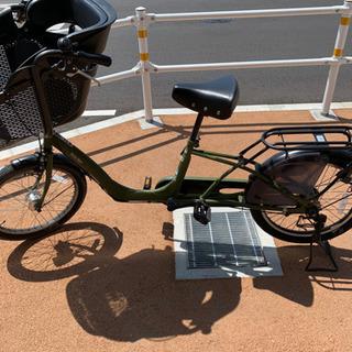 【ネット決済】お取引中。ハチスカ 20型 子供乗せ自転車