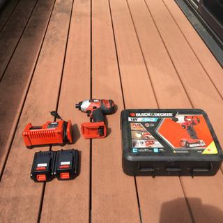 インパクトドライバー 電動工具