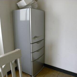 ノンフロン冷蔵庫あげます サンヨーSR-361M