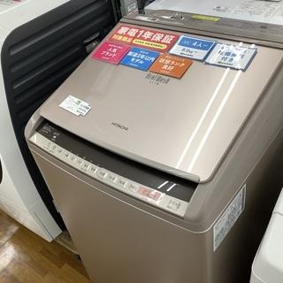 安心の12カ月保証付き 縦型洗濯乾燥機 BW-DV100C 10...