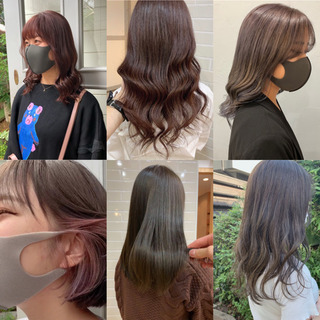 ☆髪の施術希望の方を募集します☆カラーモデル&カットモデ…