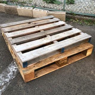 木製パレット 木パレ 加工してDIYにも 写真以外にもあります