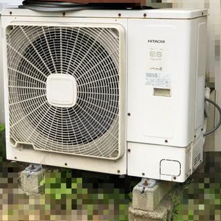 B【室外機】業務用_冷房ドライ暖房送風_200V_大型業務…