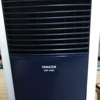 山善の電気ヒーターです − 茨城県