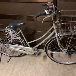 銀チャリ 中古 自転車