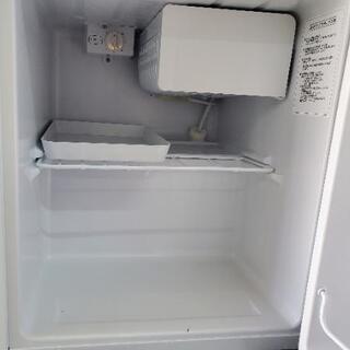 1ドア冷蔵庫 【2017年製 ハイセンス 42L】 − 青森県