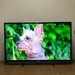 即日受渡❣️SHARP薄型高画質クアトロン60型TV40000円