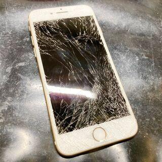 iPhoneのガラス割れ・液晶不良・タッチが効かない症状お治しします!