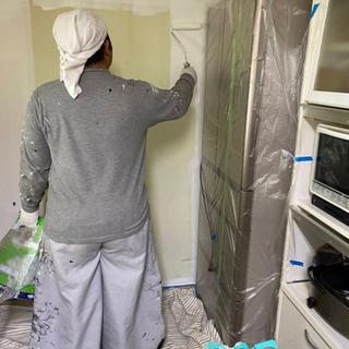 住宅等の塗装 作業スタッフ募集
