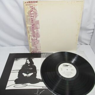 JKN2243/LP/レコード盤/見本盤/非売品/和モノ/りりィ...