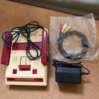 初代ファミコン本体一式セットAV使用